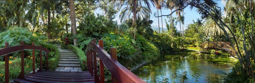 Los jardines de hotel más increíbles del mundo